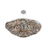Allegri Lighting - 39 Inch Round Pendant Gehry Collection - Allegri 026353