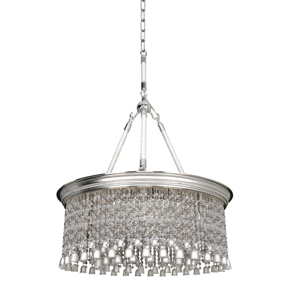 Allegri Lighting - 26 Inch Round Pendant Clare Collection - Allegri 026652