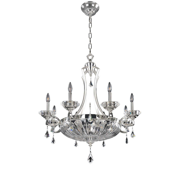 Allegri Lighting - 32.5 Inch Round Chandelier 12 Light Orecchini Collection - Allegri 028555