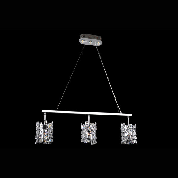 Allegri Lighting - 42 Inch Island Light Light Dolo Collection - Allegri 028951