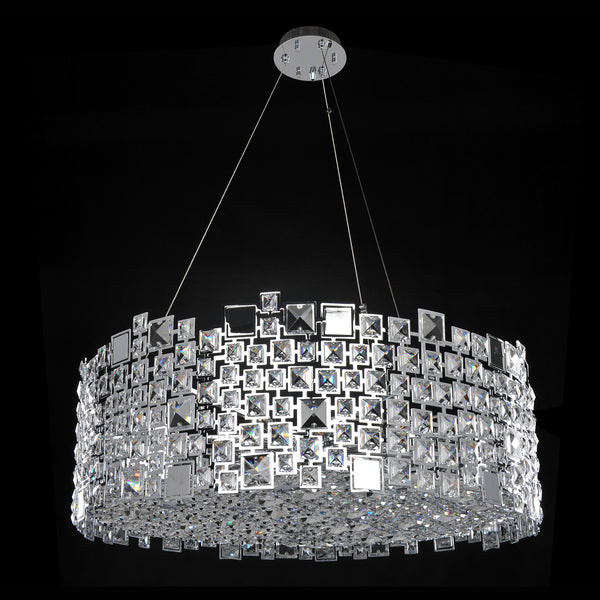 Allegri Lighting - 32 Inch Round Pendant Dolo Collection - Allegri 028954