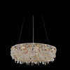 Allegri Lighting - Off Center Circle Pendant Jubilee Collection - Allegri 029751