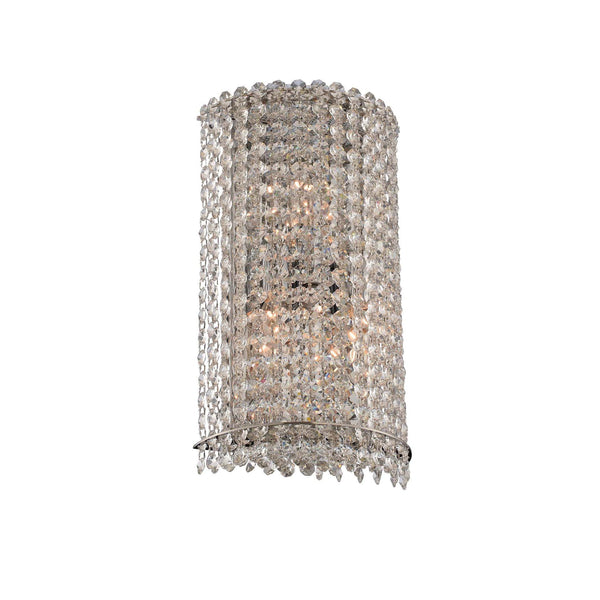 Allegri Lighting - 3 Light ADA Wall Sconce Torre Collection - Allegri 032020