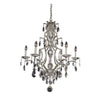 Allegri Lighting - 6 Light Chandelier Shorecrest Collection - Allegri 090072