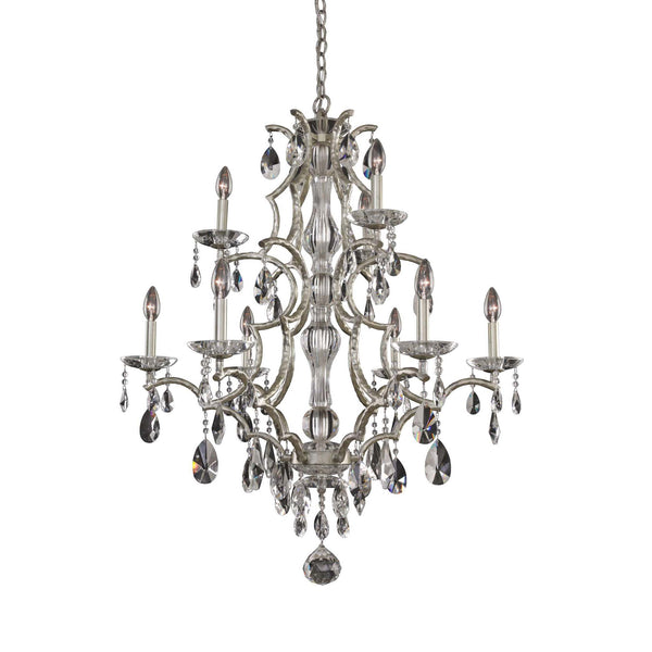 Allegri Lighting - 6+3 Light Chandelier Shorecrest Collection - Allegri 090074
