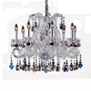 Allegri Lighting - 8 Light Chandelier Lorraine Collection - Allegri 10067