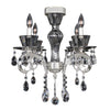 Allegri Lighting - 4 Light Mini Chandelier or Flush Mount Locatelli Collection - Allegri 10090
