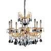Allegri Lighting - 8 Light Chandelier Bellini Collection - Allegri 10538