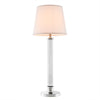 Eichholtz Table Lamp Plaza nickel finish - 111022