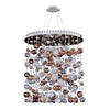 Allegri Lighting - Oval Convertible Round Pendant/Flush Mount Rubens Collection - Allegri 11148
