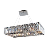 Allegri Lighting - Rectangular Pendant Baugette Collection - Allegri 11707