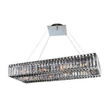 Allegri Lighting - Rectangular Pendant Baugette Collection - Allegri 11708