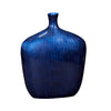 Stately Table Top Vase & Urn Howard Elliott Sleek Cobalt Blue Vase - Small