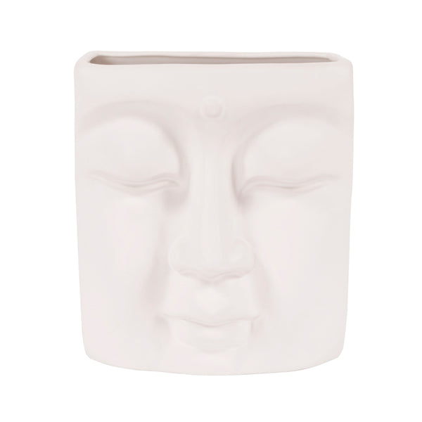 Peaceful Buddha Wall Vase