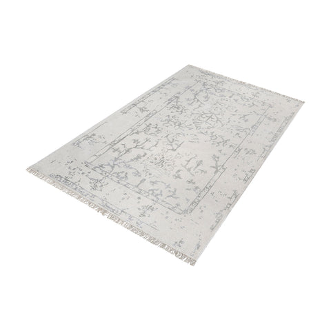 The Gables Belleville Handknotted Wool And Bamboo Viscose Rug - 8905-323
