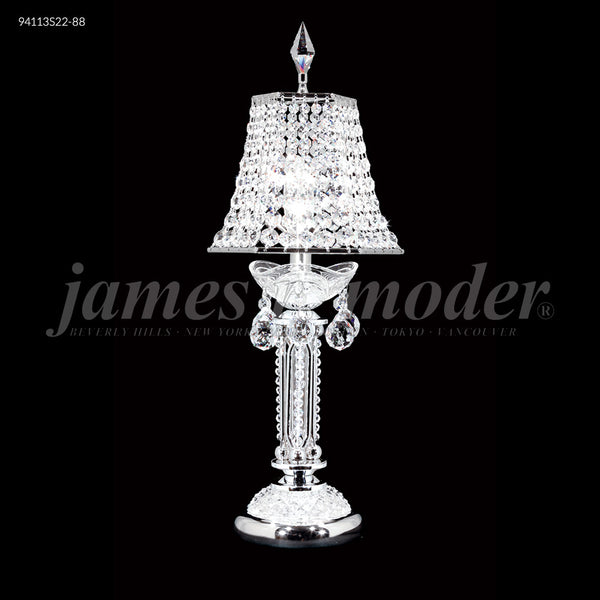 James R. Moder Princess Collection Boudoir Lamp - 94113G00-88
