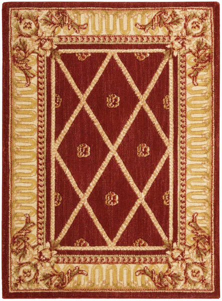 Nourison Ashton House Sienna Area Rug  - 2' x 3' Rectangle Sienna Rug - AS03 - 99446318589