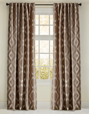 Stately Window Treatments Emdee Drapery Avery Natural 125009