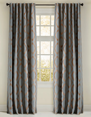 Stately Window Treatments Emdee Drapery Avery Spa 125007