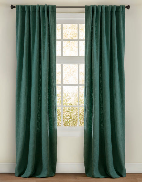 Stately Window Treatments Emdee Drapery Boucle Mineral 12011