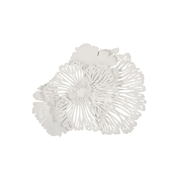 Phillips Collection Flower Wall Art White, SM White TH79998
