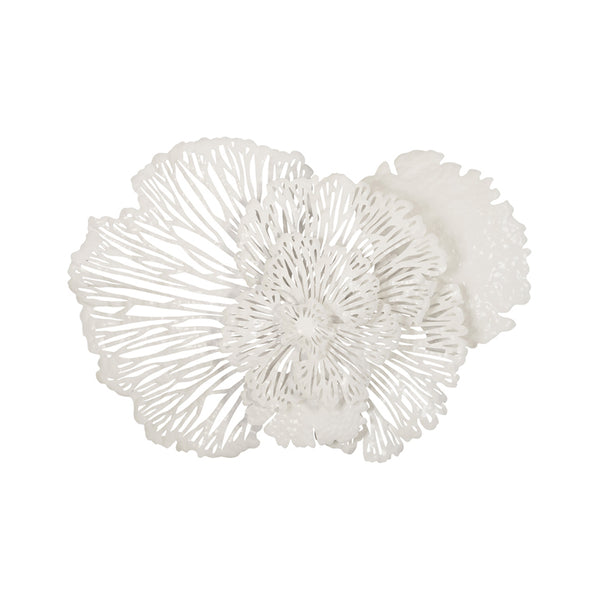 Phillips Collection Flower Wall Art White, MD White TH79999