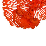 Flower Wall Art, Coral, SM