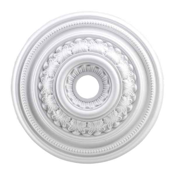 Elk Lighting English Study 24-Inch Medallion In White - M1012WH