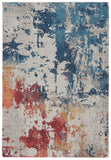 Nourison Ankara Global 5' x 8' Multicolor Abstract  - 5' x 8' Rectangle Multicolor Rug - ANR10 - 99446474995