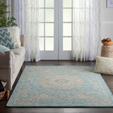 Azura Ocean 5' x 7' Rectangle