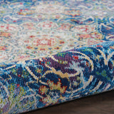Ankara Global Blue 2' x 6' Runner