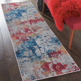 Ankara Global Multicolor 2' x 8' Runner