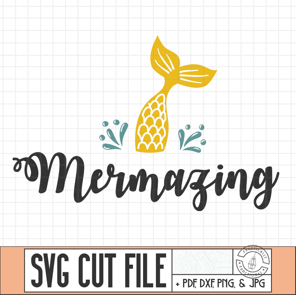 Mermazing - SVG Cut File Bundle