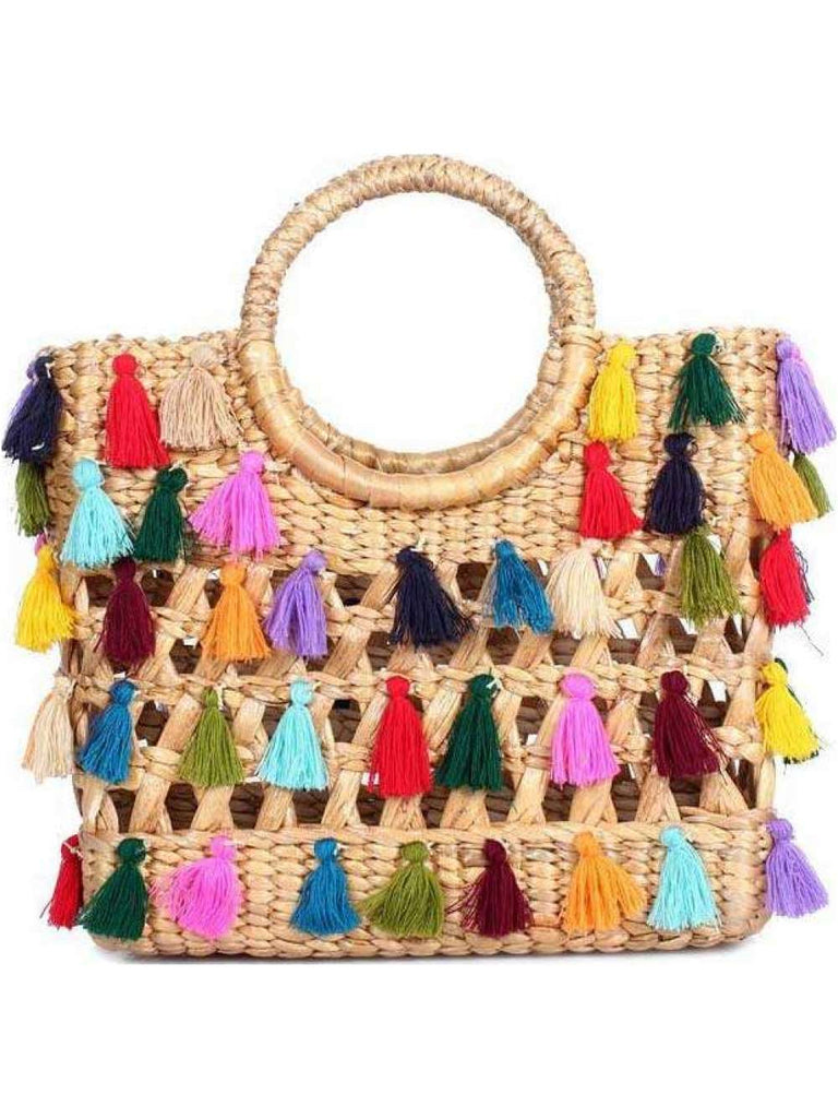 Boho Tribal Bags and Earrings