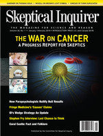 Skeptical Inquirer Back-Issues (2000-2014)