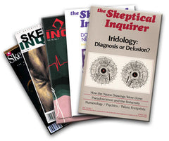 Skeptical Inquirer Back-Issues (1976-1999)