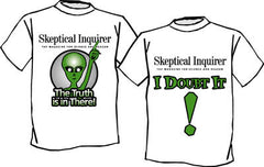 Skeptical Inquirer T-Shirt