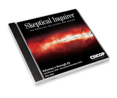 Skeptical Inquirer DVD or CD-ROM Series 1