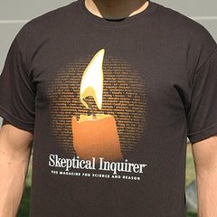 Skeptical Inquirer T-shirt (Black)