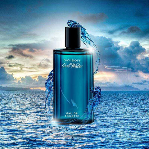 DAVIDOFF COOL WATER 125ML EDT (M)