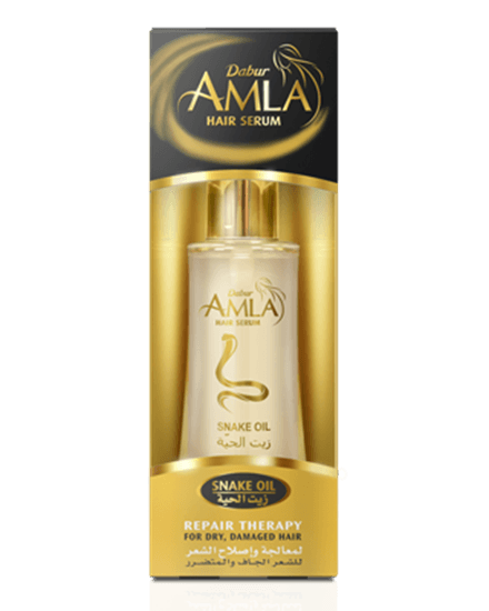 Amla Hair Snake Serume 50ml - Repair Therapy