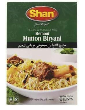 Shan Mutton Biryani Masala 60gm
