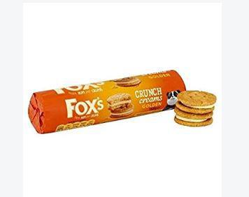 Fox'S Golden Crunch Creams  230 gm