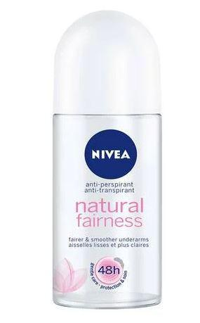 Nivea Natural Fairness Anti-Perspirant Deodorant 50 ml - MarkeetEx