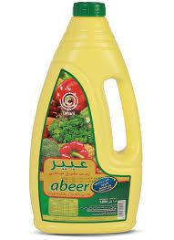 Abeer Vegetable Cooking Oil - 1.8Ltr - MarkeetEx