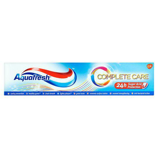 Aquafresh Toothpaste Complete Care - 100ml