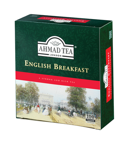 Ahmad Tea London English Breakfast 250gm - MarkeetEx