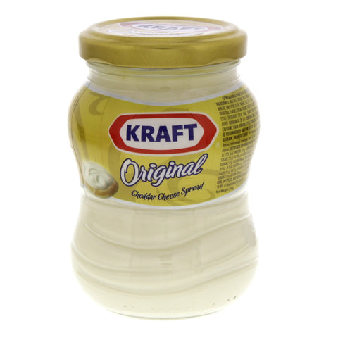 Kraft Cream Cheese-جبنة قابلة للدهن كرافت
