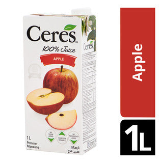 Ceres Apple Juice 1L