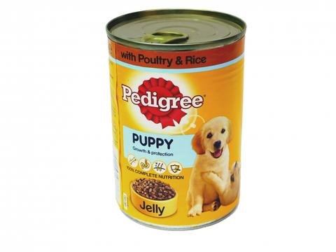 Puppy Poultry&Rice Pedigree  - بيداجري طعام جرو دجاج و أرز